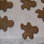 Martha's Gingerbread Cookies